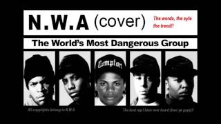 nwa express yourself (cover)