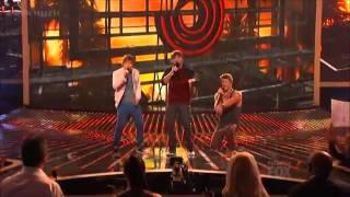 Emblem3 - No One - X Factor USA 2012 - Live Show 3