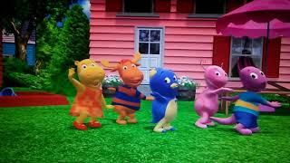 Nickelodeon die hinterhofzwerge backyardigans Deutsch house intro season 4