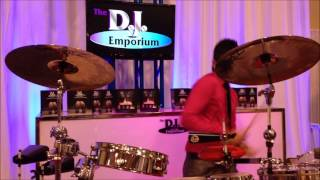 C-Styxx Porkchop Construction Style Bongo & Timbale cover