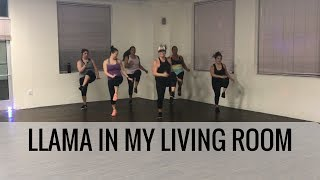 Llama in my Living Room by AronChupa || Cardio Dance Party with Berns