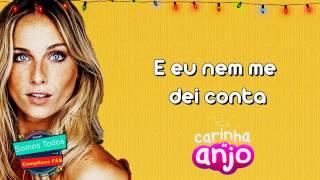 Bruna Oliver  - Viagem Sem Volta  - Com Letra!!! -  Carinha de Anjo!!! -