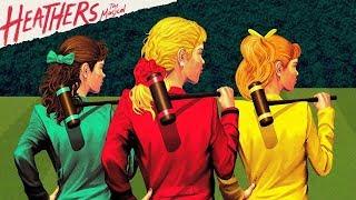 I Am Damaged   Heathers  The Musical +LYRICS