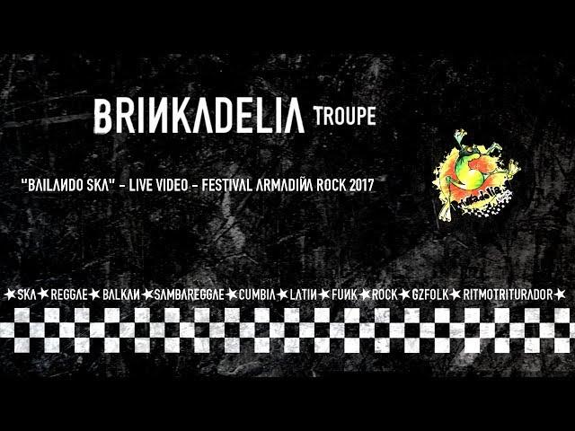 Video de Bailando Ska de Brinkadelia Troupe