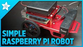 Simple Raspberry Pi Robot