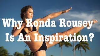 WWE Ronda Rousey Workout Motivational Video - Ronda Gym motivation