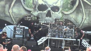 Saliva Always Live Rock USA 2013
