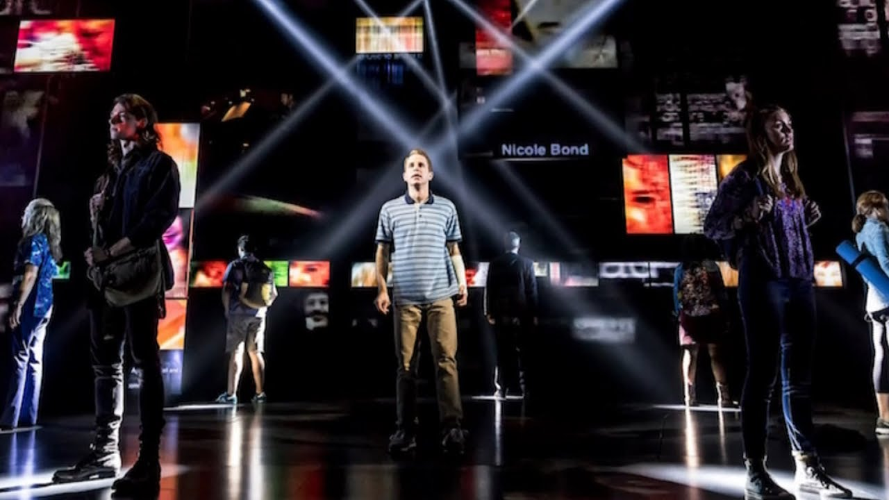 Dear Evan Hansen Broadway Showtimes Tampa Bay October