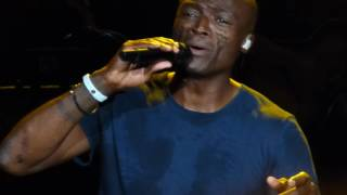 "Seal ""  Stand by me '    8-19-2016"