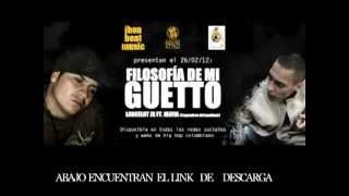 FILOSOFIA DE MI GUETTO LANCELOT JS Ft MAFIA Prod By CARC PRODUCCIONES & JHON BEAT MUSIC.mpg
