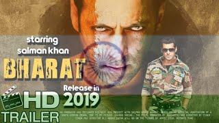 Bharat movie trailer    Salman Khan    Priyanka Chopra   width=