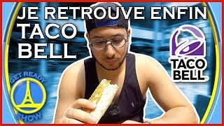 JE T'AIME TACO BELL ! - GET READY SHOW #39