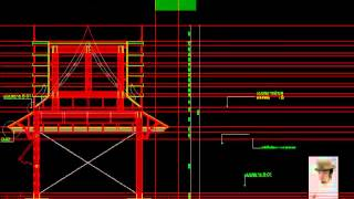 auto cad  to 3d max 2012.mp4