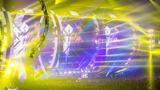 The Chainsmokers - Dont Let Me Down vs Coldplay - Yellow @ LIVE #AMF 2016