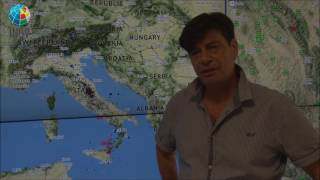 Intervista a Eugenio Privitera INGV