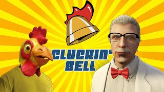 "CLUCKIN' BELL ""SPECIAL OFFER"" ADVERTISEMENT 
