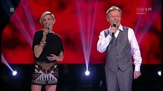 """Michał Bajor & Anna Wyszkoni -  """"Ja kocham, ty kochasz"""""""