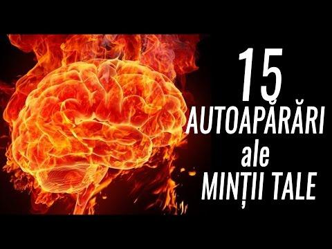 15 AUTOAPĂRĂRI ale MINȚII TALE