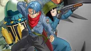 Dragon Ball Super OST - Future Trunks and Future Bulma