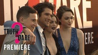'Blumhouse's Truth or Dare' Premiere