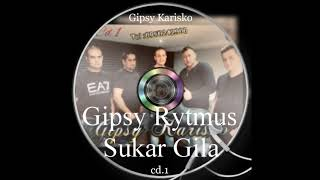 GIPSY KARISKO STUDIO 1 2018 CELY ALBUM