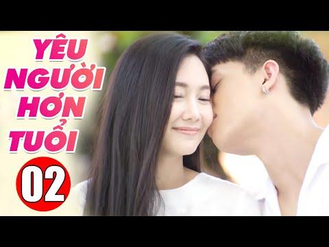 Yêu Người Hơn Tuổi Tập 2 | Phim Bộ Tình Cảm Thái Lan Mới Hay Nhất Lồng Tiếng