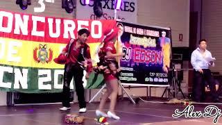 Salay Bolíviano 2018 Coreografia DJ Alex mix crack