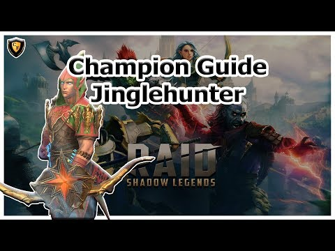 RAID Shadow Legends | Jinglehunter | Champion Guide