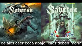 sabaton to hell and back subtitulado en español