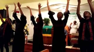 Restore Me Again! By Dietrick Haddon Performed by Liberty In Praise Dance Ministry