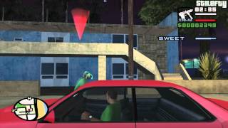 GTA San Andreas - Mission #8 - Sweet's Girl
