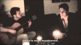 Fede Farrell (con Iván Lecanda) - Devolva-me - Cover de Adriana Calcanhotto
