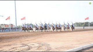 Franc succès de la dixième édition du Salon du cheval d'El Jadida