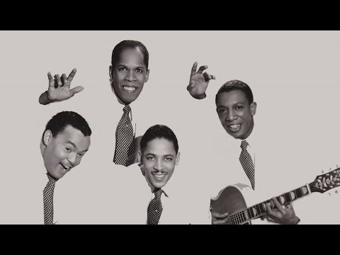 With My Eyes Wide Open Im Dreaming de The Ink Spots Letra y Video