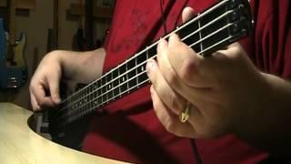 Julio Iglesias Soy Un Truhan Soy Un Senor Bass Cover
