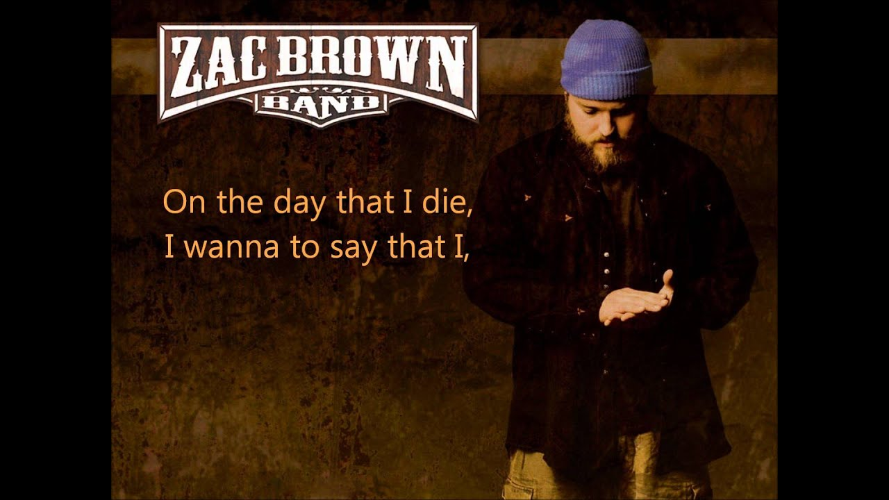 Zac Brown Band Concert Coast To Coast 50 Off April 2018