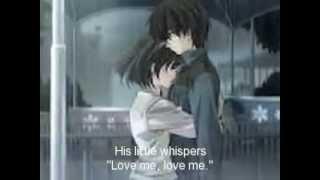 Sad Anime  ~ Meg and Dia-Monster ~Lyrics (Cascada Mix)