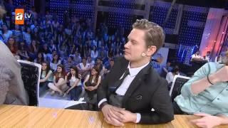 Ukraynalı güzelden şaşırtan Andrey yorumu