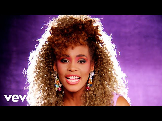 "Video oficial de ""I wanna dance with somebody"" de Whitney Houston"
