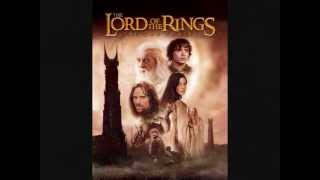 Lord of the Rings: The Two Towers - Foundations of Stone (Cover)