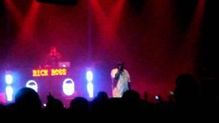 Rick Ross - MC Hammer LIVE @ HMV Forum 20.06.11