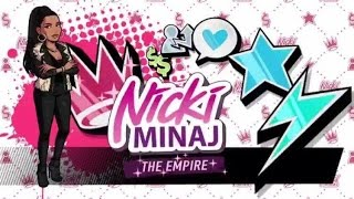 Nicki Minaj - The Empire (Mobile Game Commercial) 2016
