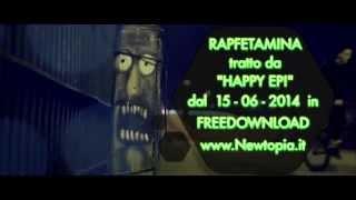 WEEDO - RAPFETAMINA - OFFICIAL TEASER (NEWTOPIA)