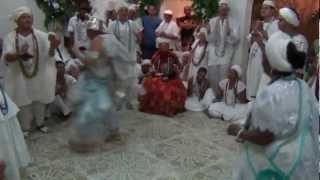 Xiré de Oxossi 2012 Video 6