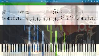Pokemon ORAS - Final Wally Theme (Piano Arrangement) (Synthesia)