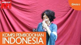 Komisi Pembodohan Indonesia (feat. Sacha Stevenson)