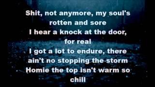 Hopsin - Caught in the Rain lyrics