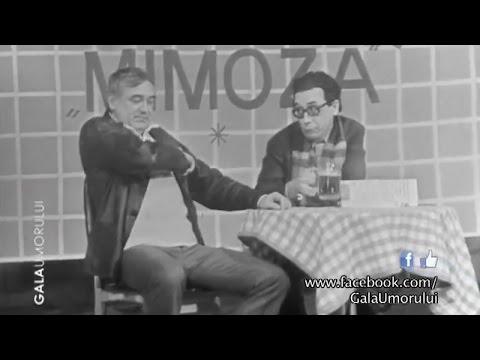 Dem Rădulescu, Mihai Fotino şi Stelian Moise - Bufetul Mimoza (1967)