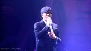 2014 성시경 전국 투어 콘서트 차마 / somessam