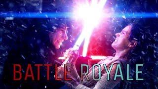 Star wars || Battle Royale